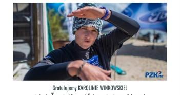 Karolina Winkowska zdobyła po raz 3 tytuł Mistrzyni Świata