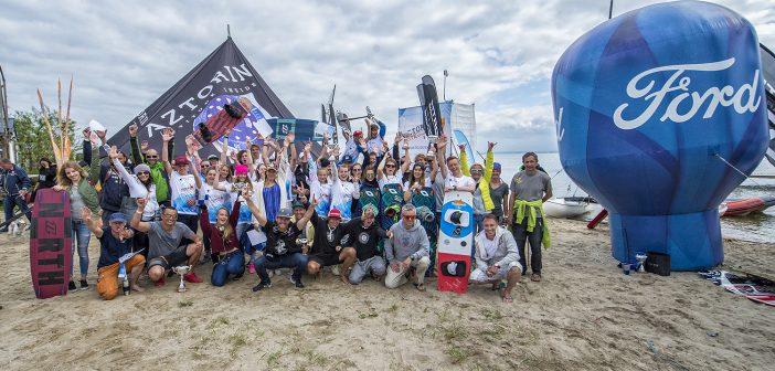 Zawiadomienie o zawodach Mistrzostwa Polski oraz finał Pucharu Polski w Kiteboardingu 2018