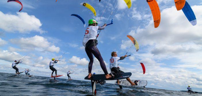Kiteboarding Formuła Mix będzie dyscypliną olimpijską w 2024