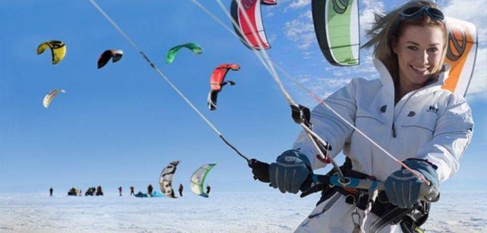 Międzynarodowy Puchar Polski Snowkite 2020