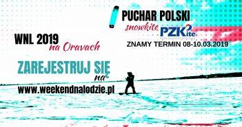 Puchar Polski Snowkite 2019