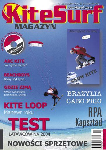 Magazyn Kitesurf