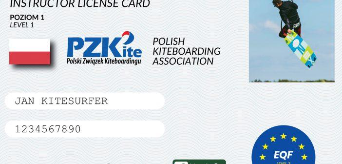 Uprawnienia instruktorskie PZKite zgodne z europejskimi standardami