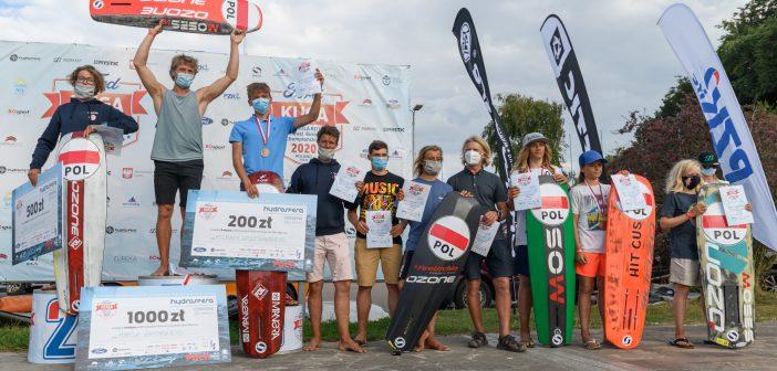 Mistrzostwa Europy w kitesurfingu wielkim sukcesem Polski