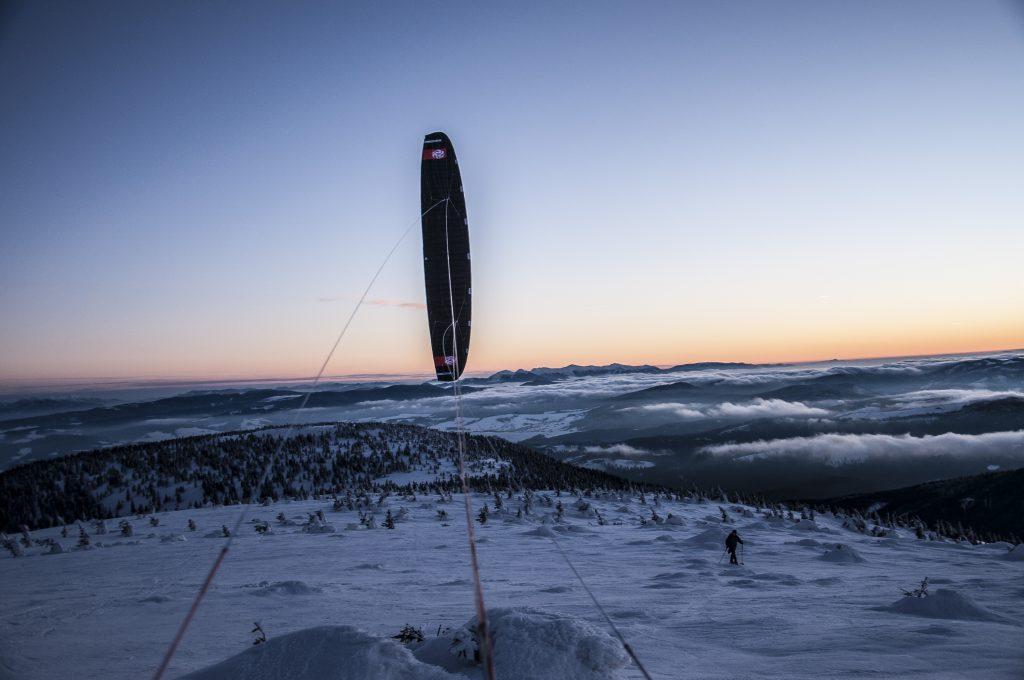 Snowkite - Pilsko
