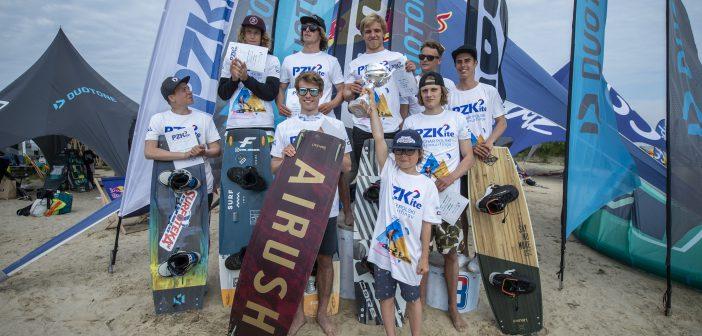 Zawody Pucharu Polski w kitesurfingu w Chałupach